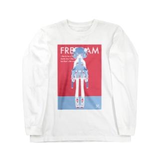 milolian_001 Long sleeve T-shirts
