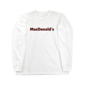 mos Long sleeve T-shirts