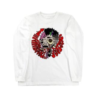 百姓一揆 Long sleeve T-shirts
