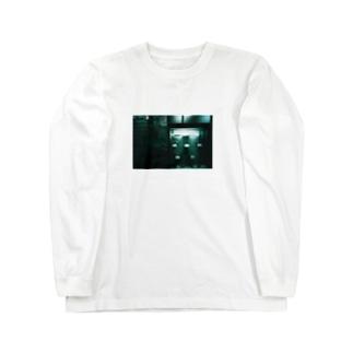 記憶#01 Long sleeve T-shirts