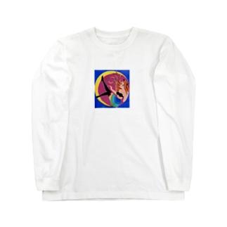 猫耳2017 Long sleeve T-shirts