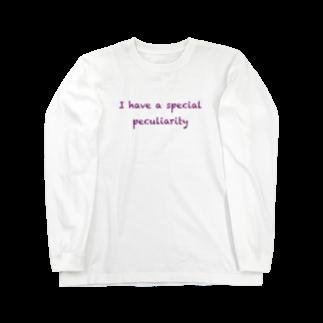ハラクロ商店(仮)の少数派な貴方へ Long sleeve T-shirts