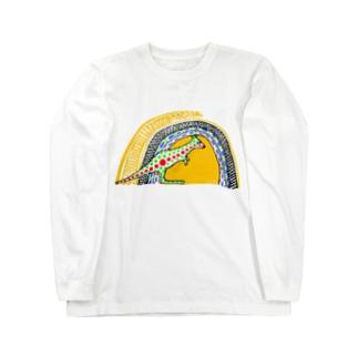 Kangaroo #1 Long sleeve T-shirts