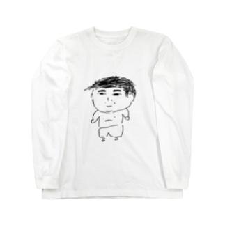 僕のフレンド M Long sleeve T-shirts