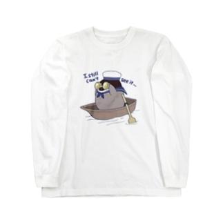 すいふぺんぎん Long sleeve T-shirts