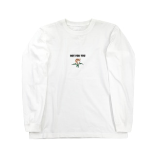 Nor for you Long sleeve T-shirts