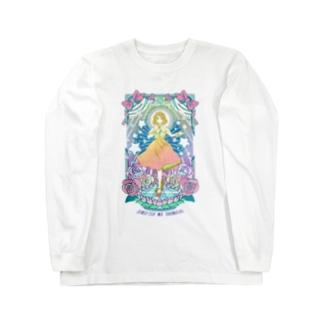 伝説のオハナシ(fancy.ver) Long sleeve T-shirts