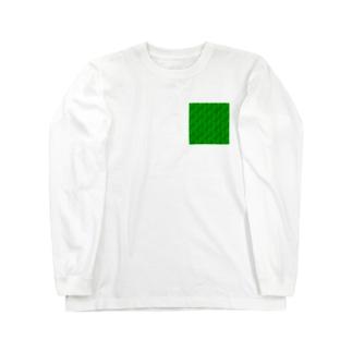 スーファミを ガッ てしたときのアレ。 Long sleeve T-shirts