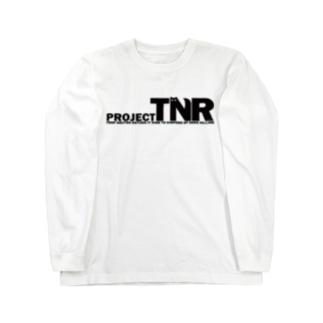 PROJECT TNR Long sleeve T-shirts