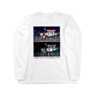 ムービーボーイズ Long sleeve T-shirts