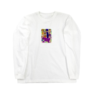 ああ Long sleeve T-shirts