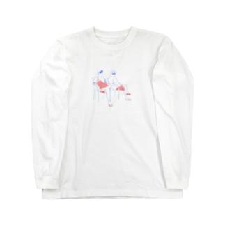 ふたりのおじさん Long sleeve T-shirts