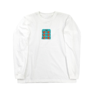 おくしゅり Long sleeve T-shirts
