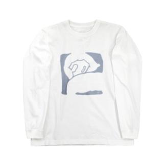 どろいんぐ1 Long sleeve T-shirts