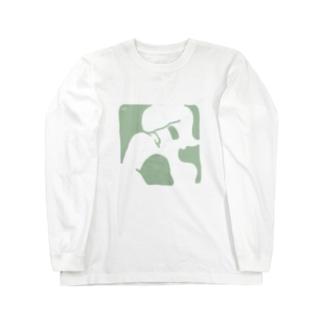 どろいんぐ3 Long sleeve T-shirts