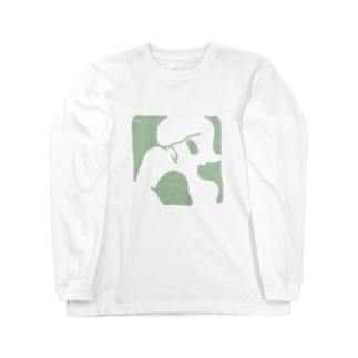 Yum!Yum!BEADSのどろいんぐ3 Long sleeve T-shirts