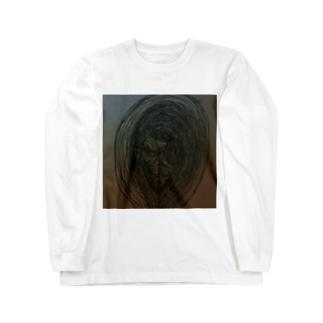 渦巻く感情 Long sleeve T-shirts