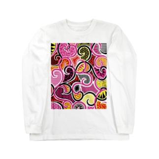 No.5 Long sleeve T-shirts