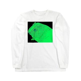 neon guinea pig Long sleeve T-shirts