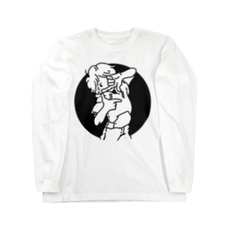 【sono/ta】SNAP!! Long sleeve T-shirts