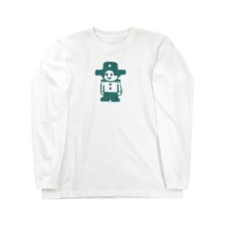 マーるマール Long sleeve T-shirts