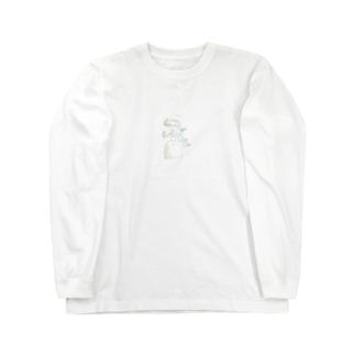 晩年の画風 vol.2 by soursox Long sleeve T-shirts