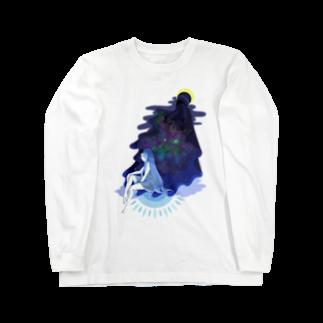 物部書房の『夜明けの香り』  Long sleeve T-shirts
