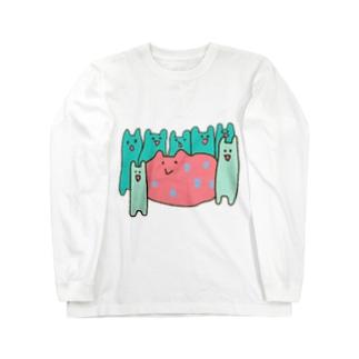 カコマレーズ Long sleeve T-shirts