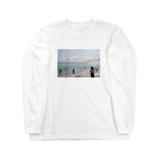 ワイハ〜 Long sleeve T-shirts