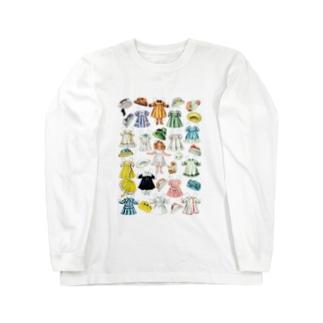 ミニョネットちゃん Long sleeve T-shirts