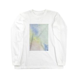 色を手にした日 Long sleeve T-shirts
