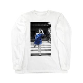 谷根千 Long sleeve T-shirts