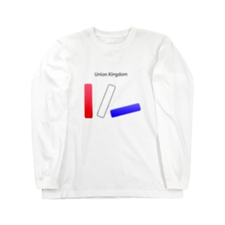 UnionKingdom-TATE Long sleeve T-shirts