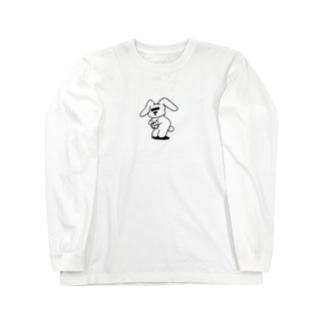 逮捕ちゃん Long sleeve T-shirts