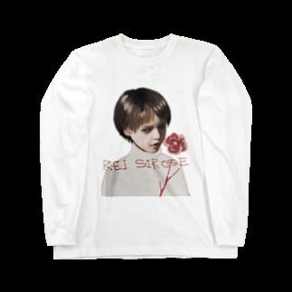 01の01×A Long sleeve T-shirts