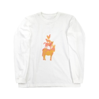 ブレーメン Long sleeve T-shirts