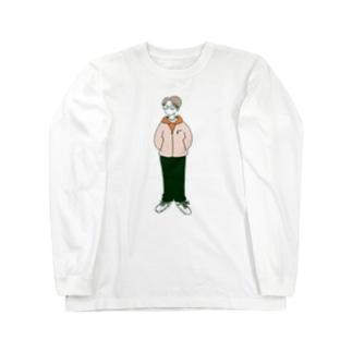 最強の男 Long sleeve T-shirts