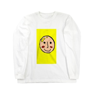 玉子王 Long sleeve T-shirts