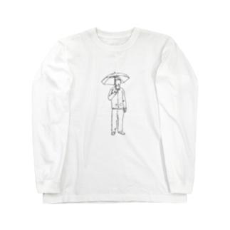 雨の日MAN Long sleeve T-shirts