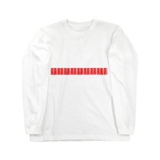 ハピネス! Long sleeve T-shirts