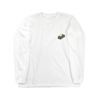 てぃっしゅT Long sleeve T-shirts