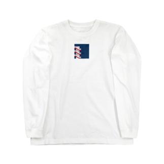 マンションを上がれば Long sleeve T-shirts