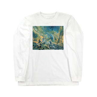 pollute Long sleeve T-shirts