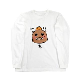 inosisi Long sleeve T-shirts