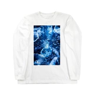 海底 Long sleeve T-shirts
