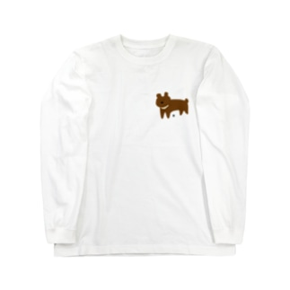 熊 Long sleeve T-shirts