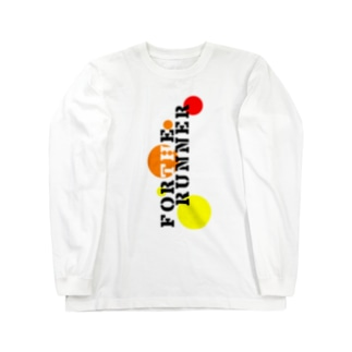FOR THE RUNNER (dawn) Long sleeve T-shirts