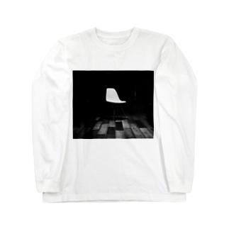 チェア Long sleeve T-shirts