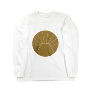 NIPPON-やまあそび06 Long sleeve T-shirts