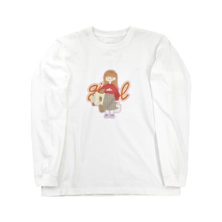 girl Long sleeve T-shirts